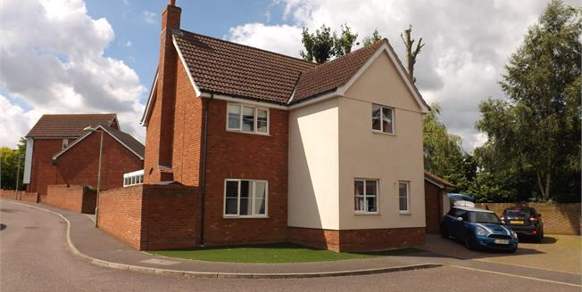 Offers in excess of £375,000, 4 Bedroom Detached House For Sale in Hadleigh, IP7
