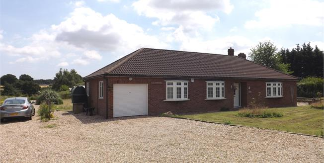 Guide Price £400,000, 3 Bedroom Detached Bungalow For Sale in Dedham, CO7