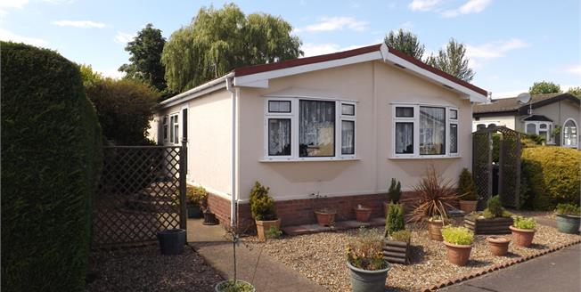 Asking Price £90,000, 2 Bedroom Detached Mobile Home For Sale in Great Bricett, IP7