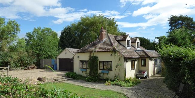 Guide Price £725,000, 3 Bedroom Detached Bungalow For Sale in Polstead, CO6