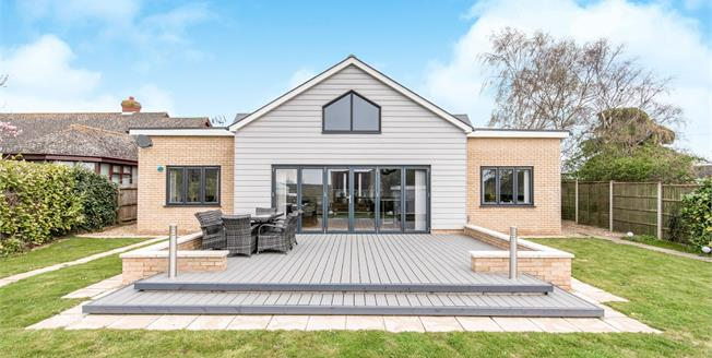 Asking Price £675,000, 5 Bedroom Detached Bungalow For Sale in Hadleigh, IP7