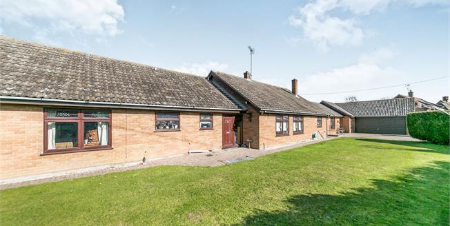 Asking Price £600,000, 6 Bedroom Detached Bungalow For Sale in Elmsett, IP7