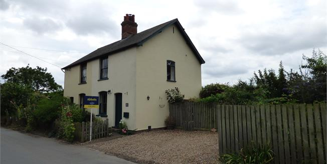 Asking Price £280,000, 2 Bedroom Semi Detached House For Sale in Elmsett, IP7