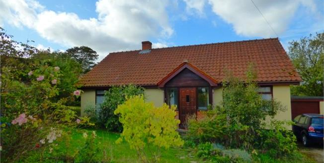 £425,000, 3 Bedroom Detached Bungalow For Sale in Hitcham, IP7