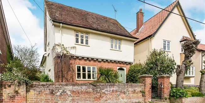 Offers Over £475,000, 4 Bedroom Detached House For Sale in Bildeston, IP7