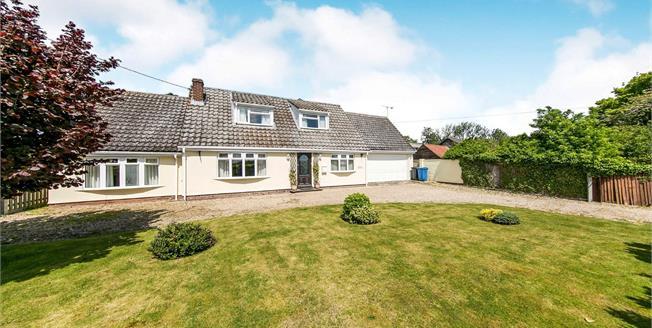 Asking Price £400,000, 3 Bedroom Detached Bungalow For Sale in Aldham, IP7