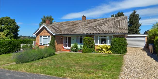 Offers Over £400,000, 3 Bedroom Detached Bungalow For Sale in Hadleigh, IP7