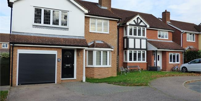 Asking Price £365,000, 4 Bedroom Detached House For Sale in Hadleigh, IP7