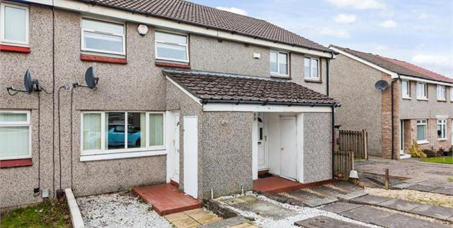 Offers Over £59,000, 1 Bedroom Ground Floor Flat For Sale in Cambuslang, G72