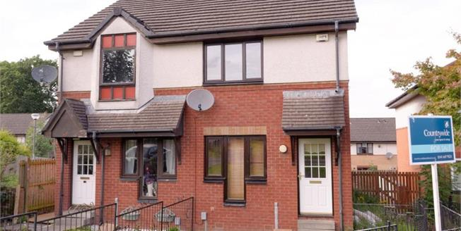 Fixed Price £75,000, 2 Bedroom Semi Detached House For Sale in Glasgow, G45