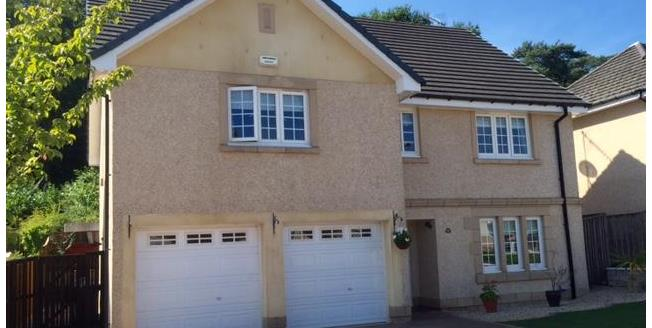 Fixed Price £310,000, 4 Bedroom Detached House For Sale in Rutherglen, G73