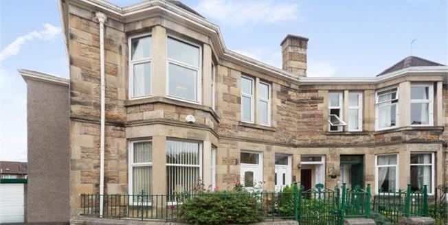 Offers Over £125,000, 2 Bedroom End of Terrace Flat For Sale in Rutherglen, G73