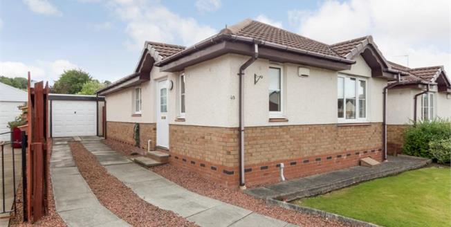 Offers Over £157,000, 2 Bedroom Detached Bungalow For Sale in Cambuslang, G72