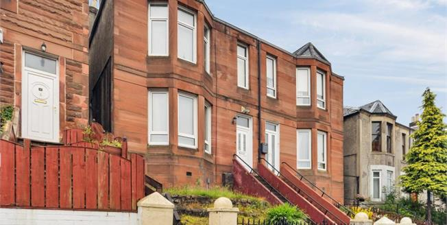 Offers Over £65,000, 1 Bedroom Ground Floor Flat For Sale in Rutherglen, G73