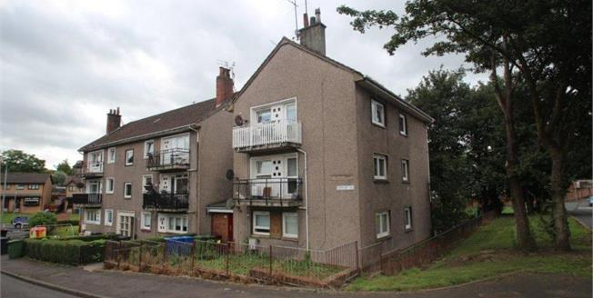Offers Over £59,000, 3 Bedroom Upper Floor Flat For Sale in Rutherglen, G73