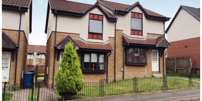Offers Over £70,000, 2 Bedroom Semi Detached House For Sale in Glasgow, G45