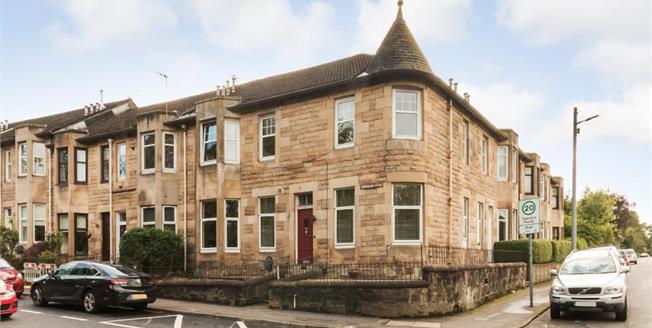 Offers Over £190,000, 3 Bedroom Ground Floor Flat For Sale in Rutherglen, G73