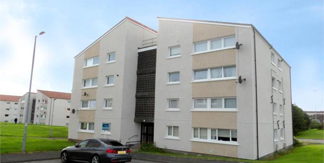 Offers Over £60,000, 2 Bedroom Ground Floor Flat For Sale in Rutherglen, G73