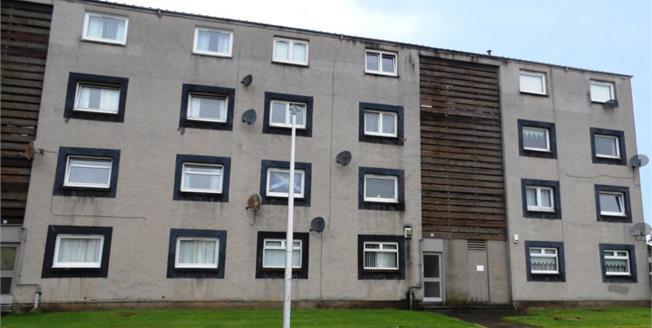 Offers Over £50,000, 2 Bedroom Upper Floor Flat For Sale in Glasgow, G73