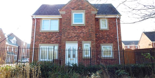 Offers Over £165,000, 3 Bedroom Link Detached House For Sale in Newton-le-Willows, WA12