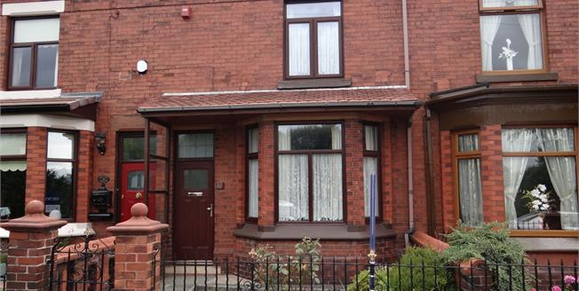 Offers Over £90,000, 3 Bedroom Terraced House For Sale in St. Helens, WA9