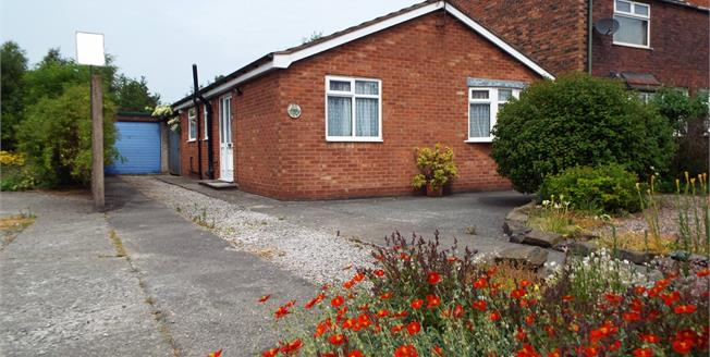 Offers Over £140,000, 2 Bedroom Detached Bungalow For Sale in Newton-le-Willows, WA12