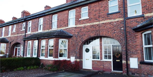 Offers Over £200,000, 4 Bedroom Terraced House For Sale in Winwick, WA2