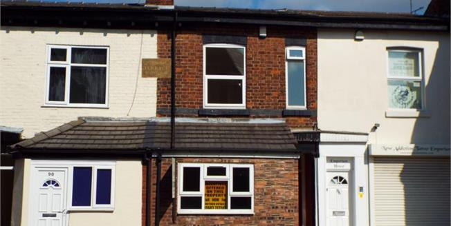 Guide Price £33,000, 1 Bedroom Ground Floor Flat For Sale in Newton-le-Willows, WA12