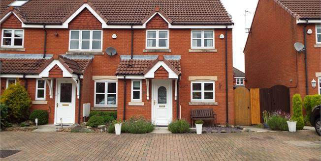 Offers Over £140,000, 3 Bedroom Terraced House For Sale in St. Helens, WA9