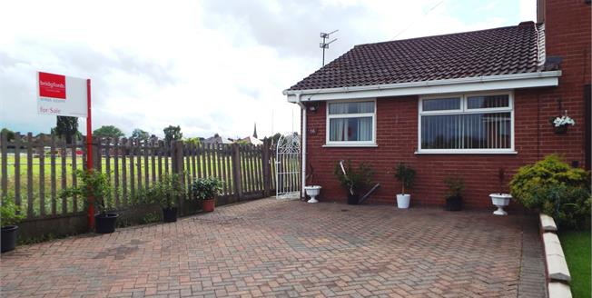 Offers Over £85,000, 1 Bedroom End of Terrace Bungalow For Sale in Newton-le-Willows, WA12