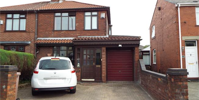 Offers Over £130,000, 3 Bedroom Semi Detached House For Sale in Haydock, WA11