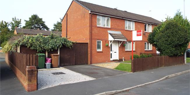 Asking Price £35,000, 3 Bedroom Semi Detached House For Sale in Newton-le-Willows, WA12