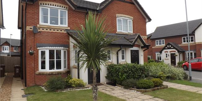 Asking Price £139,950, 3 Bedroom Semi Detached House For Sale in Newton-le-Willows, WA12