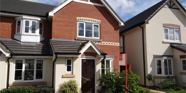 Offers Over £135,000, 3 Bedroom Semi Detached House For Sale in Newton-le-Willows, WA12