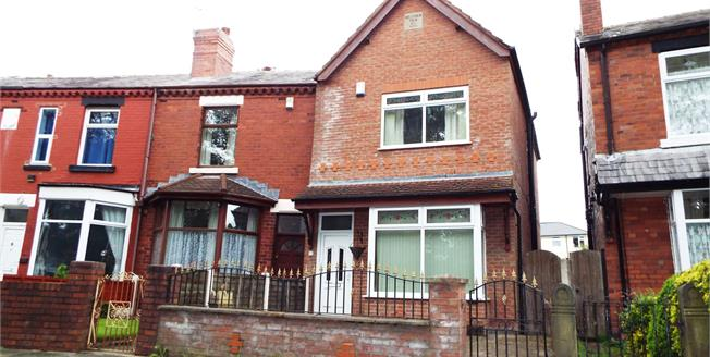 Asking Price £100,000, 3 Bedroom End of Terrace House For Sale in Ashton-in-Makerfield, WN4