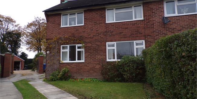 Asking Price £135,000, 3 Bedroom Semi Detached House For Sale in Burtonwood, WA5