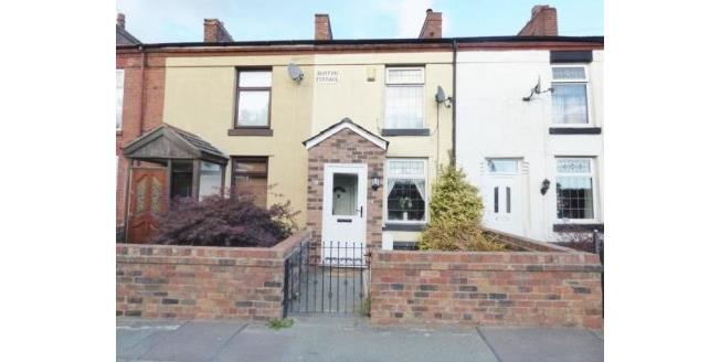 Asking Price £99,995, 2 Bedroom Terraced House For Sale in Collins Green, WA5