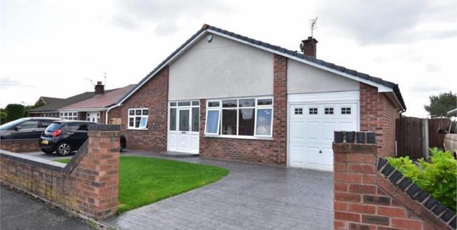 Asking Price £329,950, 4 Bedroom Detached House For Sale in Burtonwood, WA5