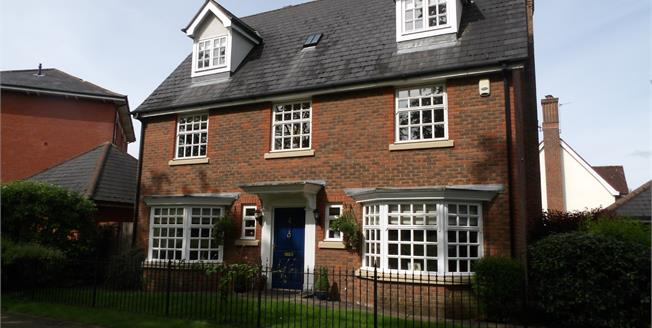 Offers in the region of £585,000, 5 Bedroom Detached House For Sale in Winwick, WA2
