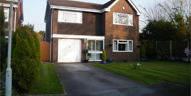 Offers in excess of £350,000, 5 Bedroom Detached House For Sale in Weaverham, CW8