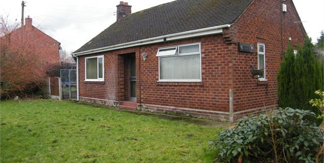 Asking Price £650,000, 3 Bedroom Detached Bungalow For Sale in Comberbach, CW9