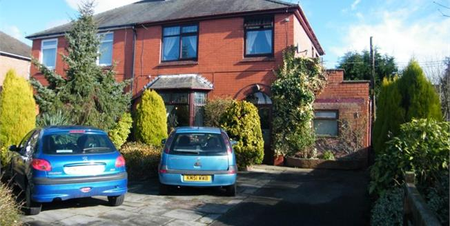 Offers in the region of £170,000, 3 Bedroom Semi Detached House For Sale in Barnton, CW8