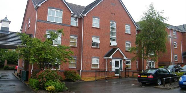 Offers Over £100,000, 2 Bedroom Flat For Sale in Northwich, CW9