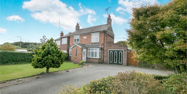 Offers Over £250,000, 3 Bedroom Detached House For Sale in Rudheath, CW9