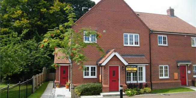 £75,000, 2 Bedroom Ground Floor Flat For Sale in Hartford, CW8