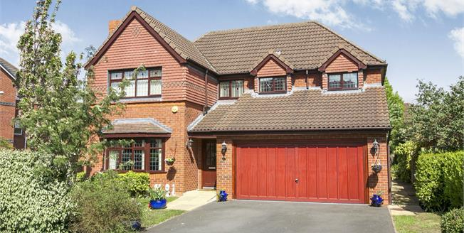 Asking Price £350,000, 4 Bedroom Detached House For Sale in Northwich, CW9