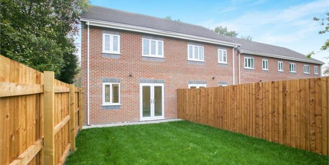 £189,950, 3 Bedroom Semi Detached House For Sale in Highbank Mews, CW8
