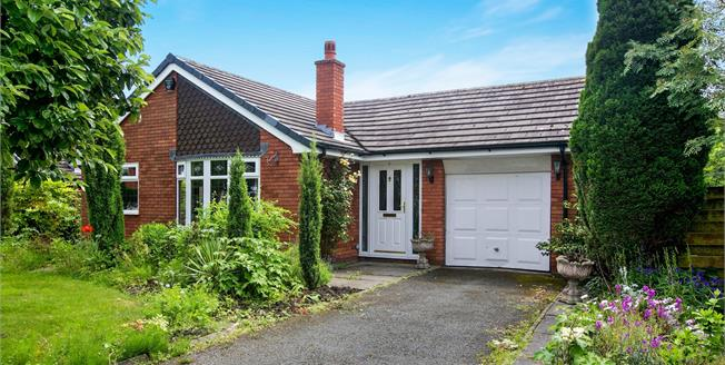 Offers Over £300,000, 3 Bedroom Detached Bungalow For Sale in Hartford, CW8