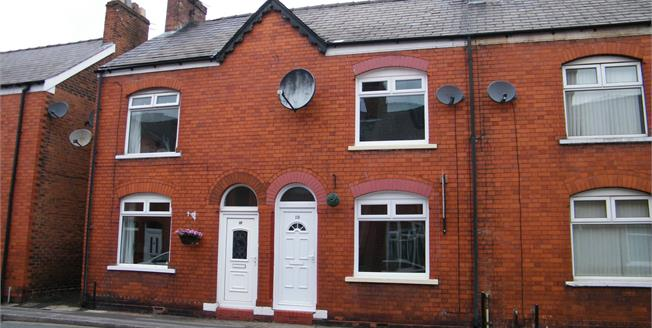 Offers Over £110,000, 3 Bedroom Terraced House For Sale in Northwich, CW8