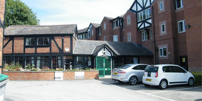Offers Over £70,000, Flat For Sale in Northwich, CW9